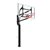 "Image of Goalsetter Captain 60"" In Ground Basketball Hoop - Glass Backboard"