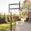 "Image of Contender 54"" Goalsetter In Ground Basketball Hoop - Glass Backboard"