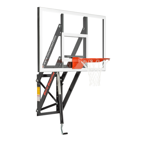"60"" Goalsetter Wall Mount Basketball Hoop - GS60"