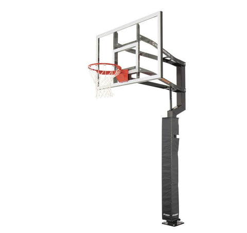 "Goalsetter MVP 72"" In Ground Basketball Hoop - Acrylic Backboard"
