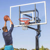 "Image of Goalsetter MVP 72"" In Ground Basketball Hoop - Acrylic Backboard"