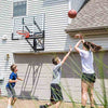 "Image of 72"" Official Size Goalsetter Wall Mount Basketball Hoop - GS72"