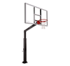 "Image of Launch Pro Series 72"" In-Ground Basketball Hoop - Glass Backboard"