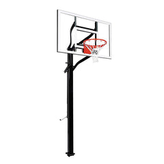 "Extreme Series 54"" In Ground Basketball Hoop - Acrylic Backboard"