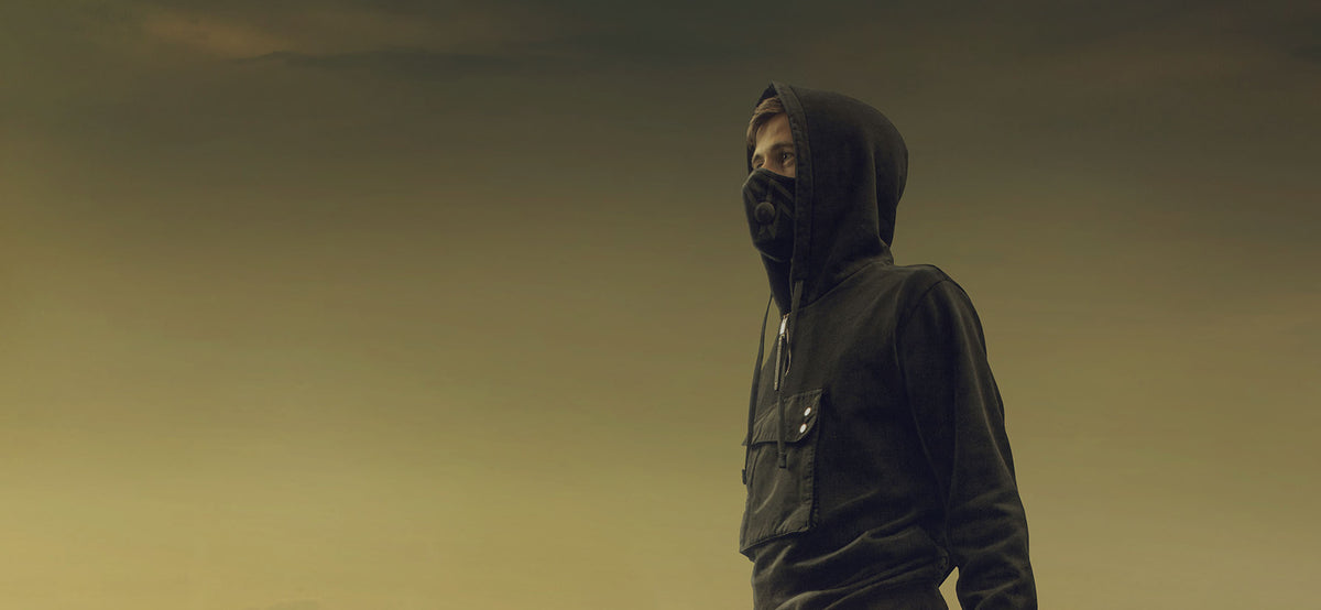 Alan walker hoddie in india YouTube