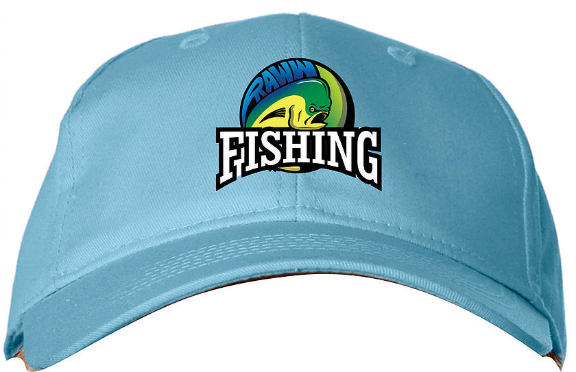 RawwFishing Youth Hat