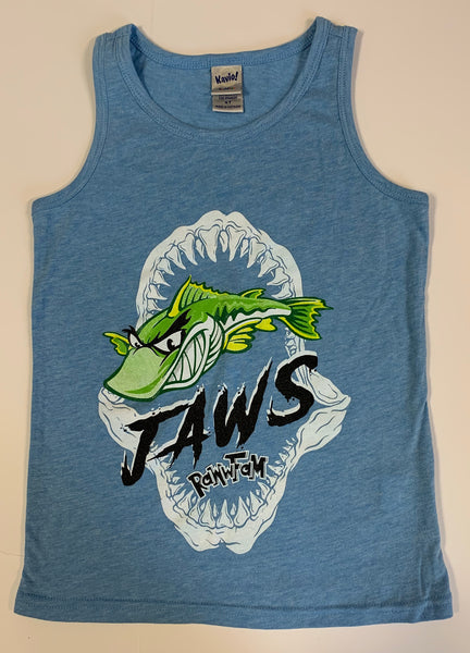 Jaws Tank Top Toddlers