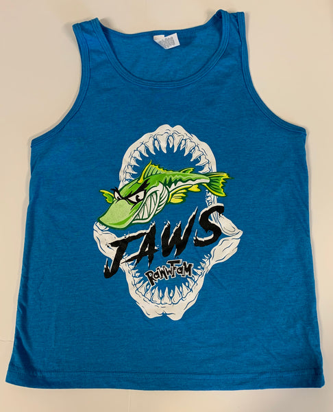 Jaws Tank Top Youth