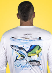 RawwFishing Long Sleeve Dry-Fit