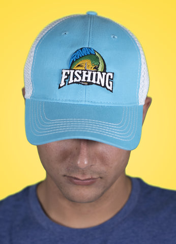 RawwFishing Adult Hat
