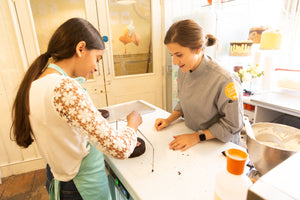 <p> Cake Decorating Private Class <br /> [up to 6 people] </p>