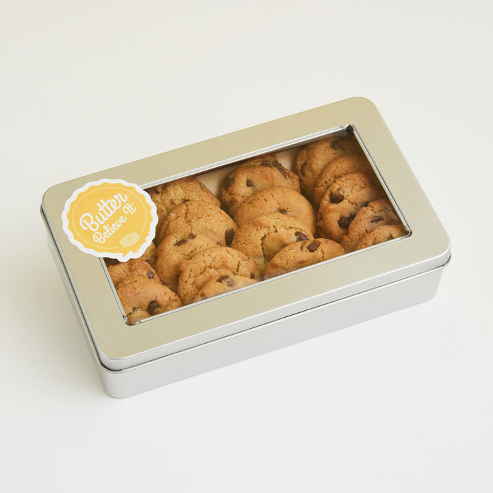 Tin of Mini Cookies