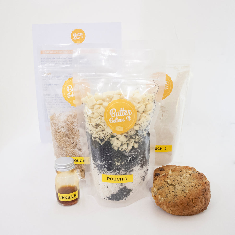 Simply The Zest - Baking Kit