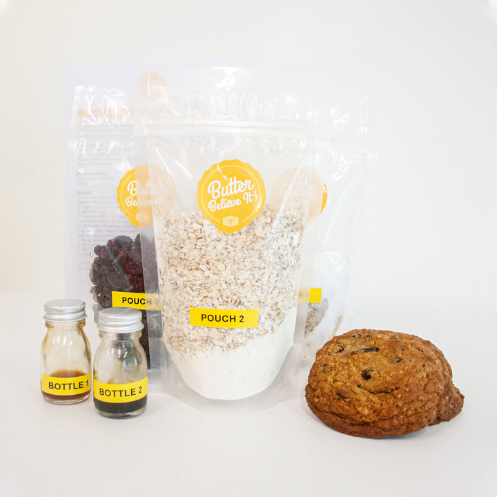 T-oat-ally cranberry - Baking Kit