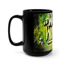 Load image into Gallery viewer, Black Mug 15oz