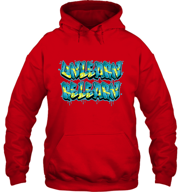 Unlearn & Relearn Hoodies