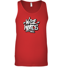 Load image into Gallery viewer, Wiize Wordz Tank Top