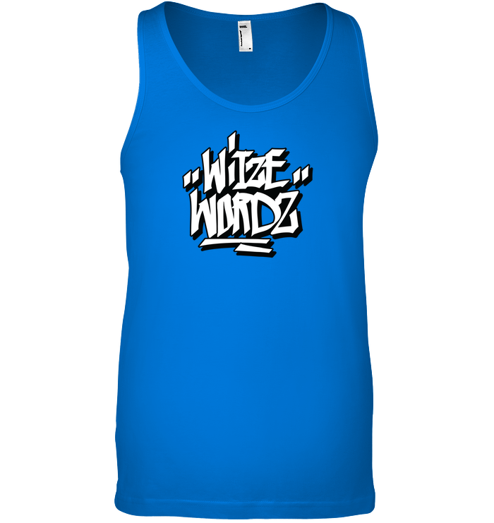 Wiize Wordz Tank Top