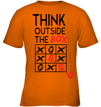 Load image into Gallery viewer, Kids Think Outside the Box T-Shirts