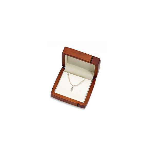 Regal Wood Collection Pendant or Earring Box