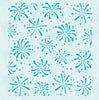 Leane Creatief - Embossing Folder Background Firework