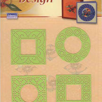 Embossing Designs - Small Squares/Circle