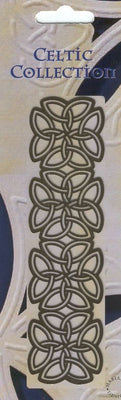 Celtic Collection Stencil-clover border