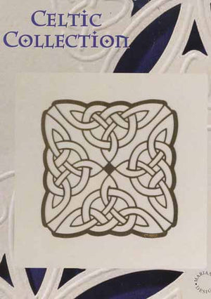 Celtic Collection template - small square