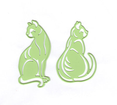 Lea'bilitie Cats - Cut and Embossing Die