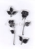 Clear stamp Roses small