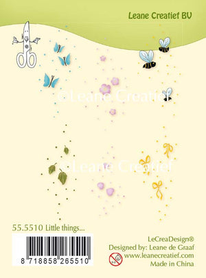 Lecreadesign Clear Stamp Little Things