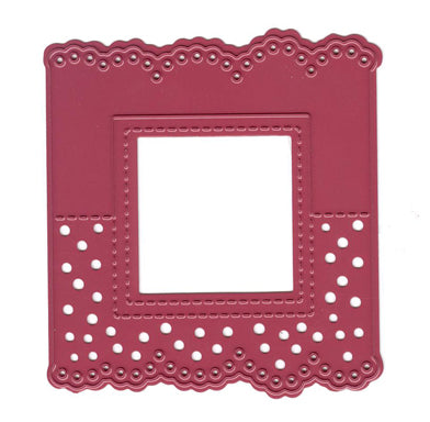 Joy! Crafts Cutting Die - Header Card -square