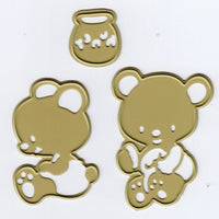 Joy! Crafts Cutting Die - Honey Bears (3)