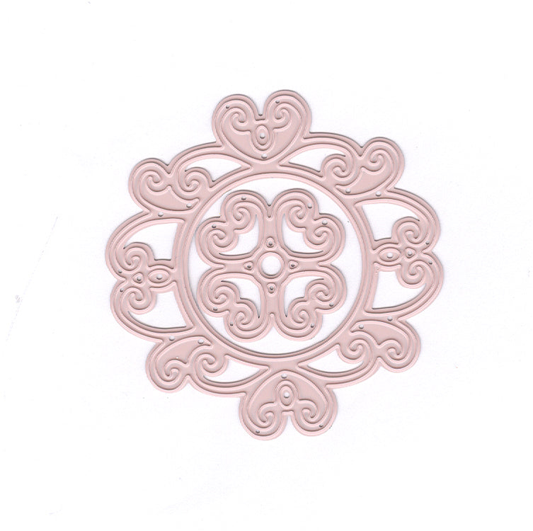 Joy! Crafts Cutting Die - Mery's Curly Round Dies