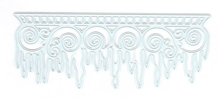 Joy! Crafts Cutting Die - Icicle Border