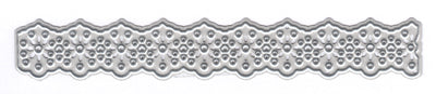 Joy! Crafts Cutting Die - Mini flower lace border