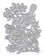 Joy! Crafts Cutting Die - Bird with rose
