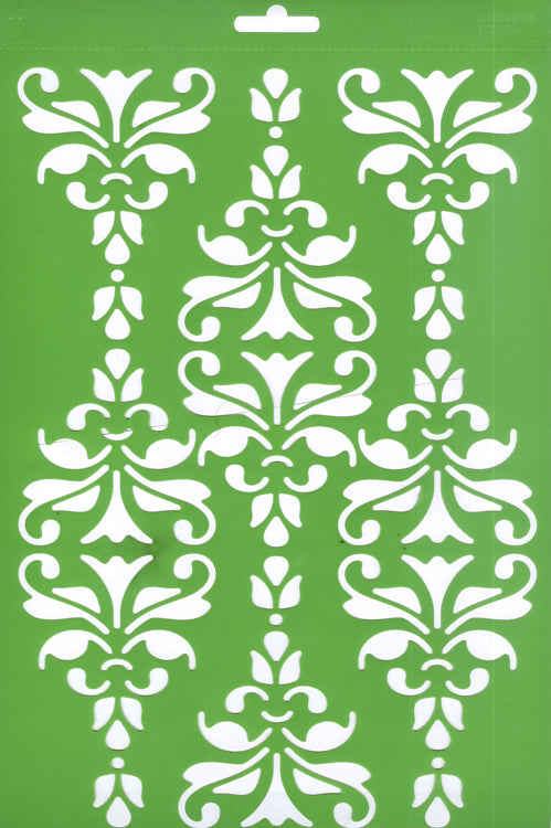 Joy! Embossing Stencil - Baroque