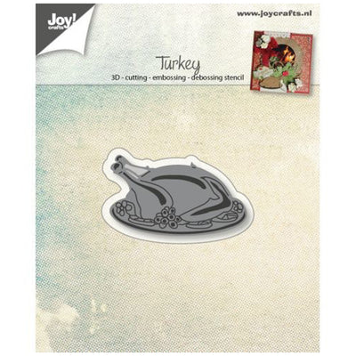Joy! Crafts Cutting Die - Turkey