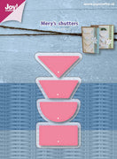 Joy! Crafts Cutting Die - Mery's Shutters