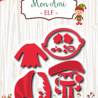 Joy! Crafts Cutting Die - Mon Ami - Elf