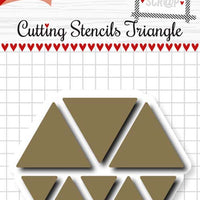 Joy! Crafts Cutting Die - Scrap Triangles