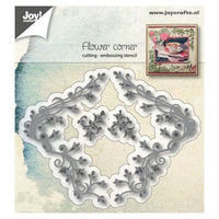Joy! Crafts Cutting Die - Corner Deco-Twig