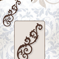 Joy! Crafts Cutting Die - Floral Flourishes - Swirl