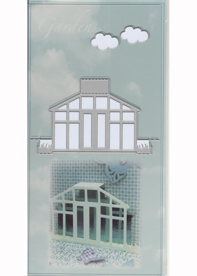 Joy! Crafts Cutting Die - Pop Up Dies - Garden house