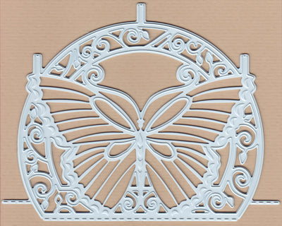 Joy! Crafts Cutting Die - Open Up Cutting Folder - Butterfly