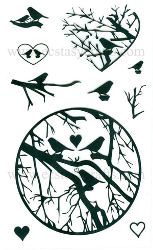 Joy! Crafts - Clear Stamp - Love Birds