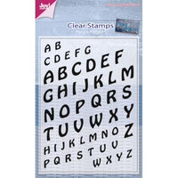 Joy! Crafts - Clear Stamp - Mery 's Alphabet