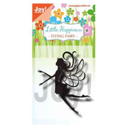 Joy! Crafts Clear Stamp - Little Happiness Flying Fairy
