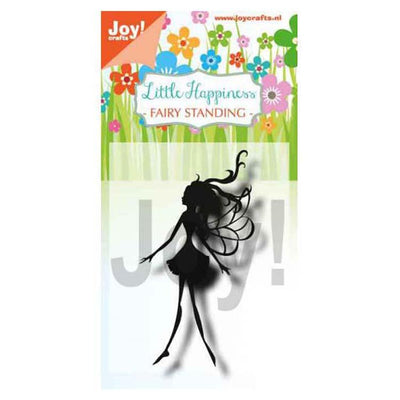 Joy! Crafts Clear Stamp - Little Happiness Standing Fairy